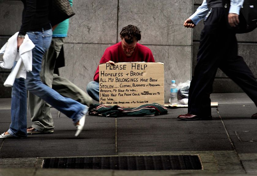 Homelessness in America 2013