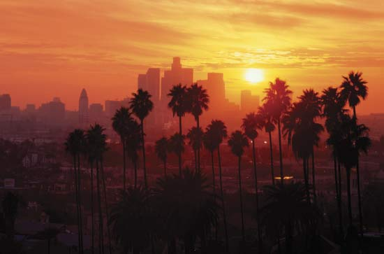 The Most Dangerous Areas in Los Angeles
