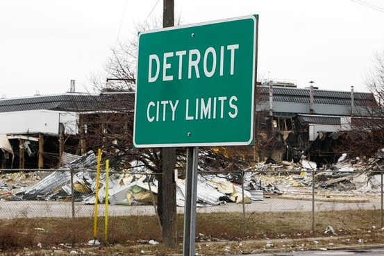Which City is Predicted to have the Worst Crime in 2013?